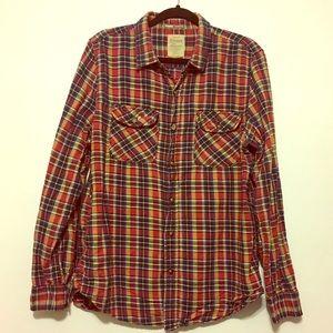 44 mm Legendary Goods Long Sleeve Flannel